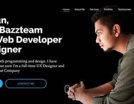 #22 for A website for personal portfolio by webzonebd