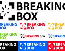 #558 untuk Logo Design for Breaking Box oleh chrisguiblin