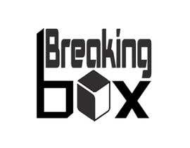 #554 for Logo Design for Breaking Box af nad300882