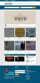#16 for Design a Website Mockup for the Church by ameet4u