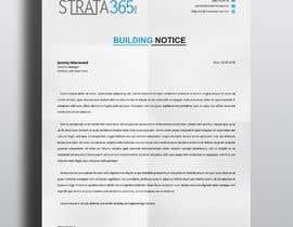 Nro 60 kilpailuun Design some Stationery - Letterhead/notice memo käyttäjältä abdulmonayem85