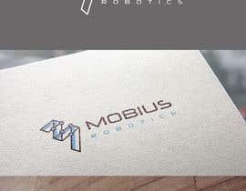 #583 para Design Logo and Graphics for Mobius Robotics de LOGOalsoLOGO