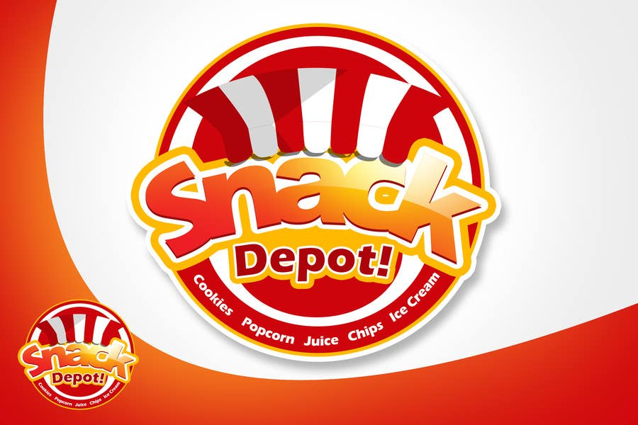 #22 for Logo Design for Snack Centre by rogeliobello