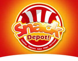 nº 21 pour Logo Design for Snack Centre par rogeliobello