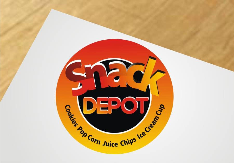 #25 for Logo Design for Snack Centre by ezra66
