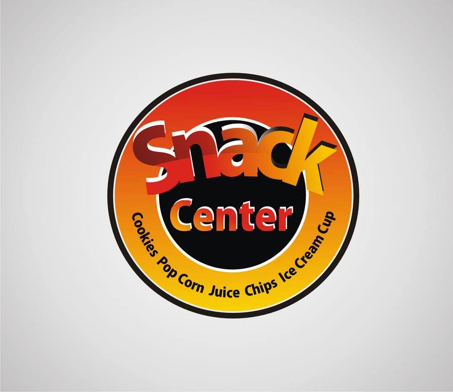 #29 for Logo Design for Snack Centre by ezra66