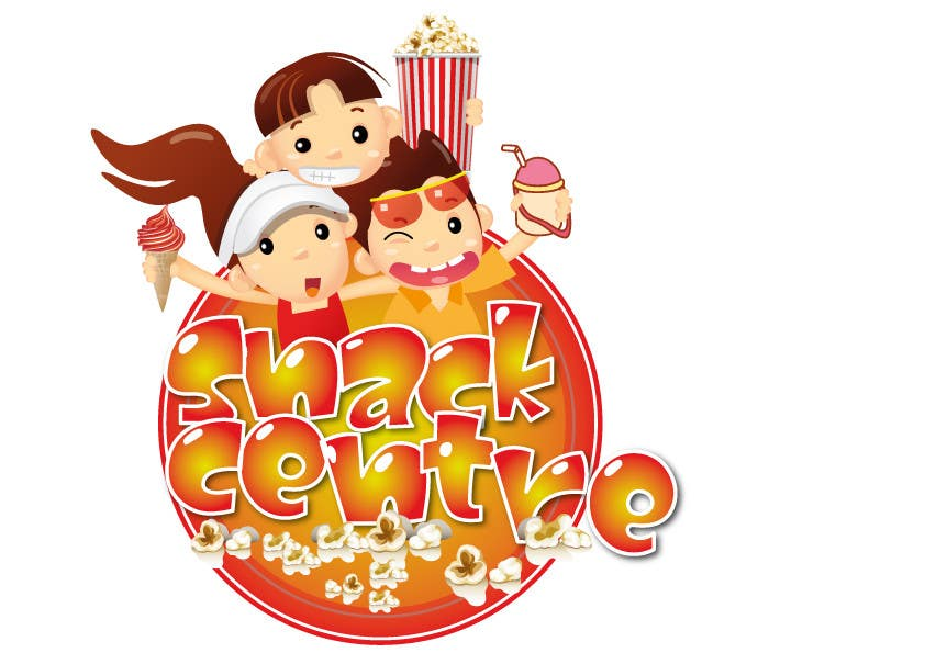 #64 for Logo Design for Snack Centre by pachomoya