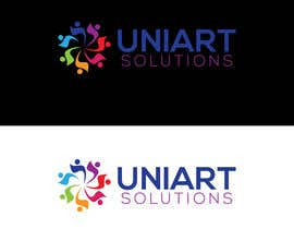 #428 for Design a Logo for UniArt Solutions by Afrin6500