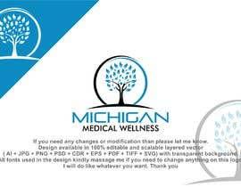 #177 for Michigan Medical Wellness Logo af Kingsk144