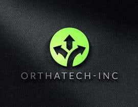 #6 untuk I need a logo designed for a medical company. The name is ORTHATECH INC. oleh moshiur729