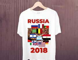 #27 for T-shirt World Cup 2018 by sho57af5c78a8284
