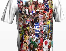#3 for T-shirt World Cup 2018 by freddymedina13