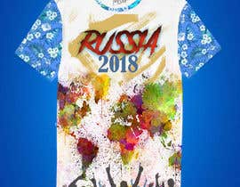 #18 for T-shirt World Cup 2018 by amrmazar
