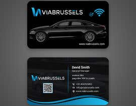 #53 for Business Cards for my chauffeur website by dipangkarroy1996