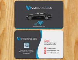 #215 untuk Business Cards for my chauffeur website oleh dipangkarroy1996
