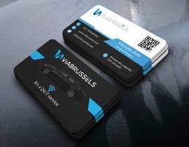 #97 untuk Business Cards for my chauffeur website oleh Kajol2322