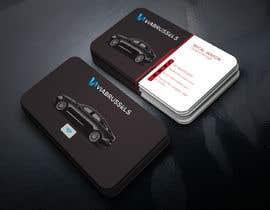#139 for Business Cards for my chauffeur website by jannatulfariya94