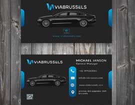 #137 untuk Business Cards for my chauffeur website oleh rifat007r