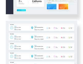 #14 for New design for web: (AVL, telemetry, GPS tracking, drive book) by FirstCreative