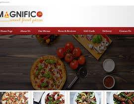 #96 untuk Logo For Wood Fired Pizza Restaurant oleh realexpertkhan