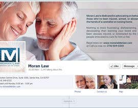 #18 para Facebook Cover Photo Design for Moran Law por softechnos5