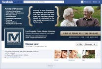 Contest Entry #31 for Facebook Cover Photo Design for Moran Law