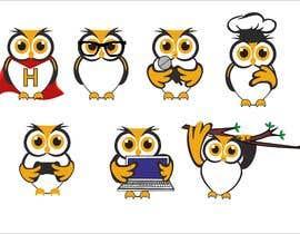 #87 for Simple Owl Logo Designs af narvekarnetra02