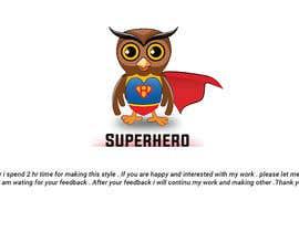 #89 for Simple Owl Logo Designs af joyti777