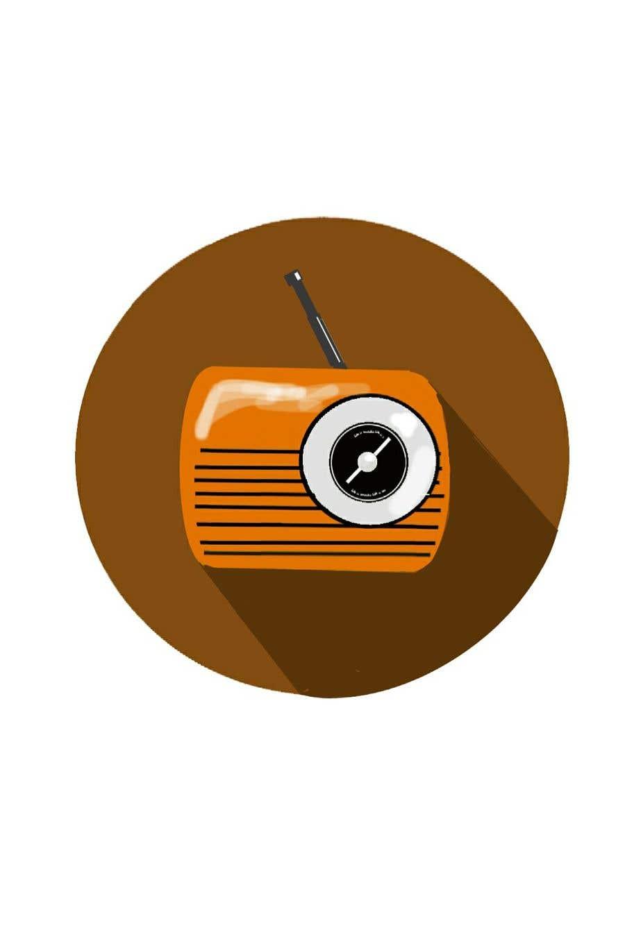 Kilpailutyö #17 kilpailussa Design an iOS application Logo - Radio App fro Brazil