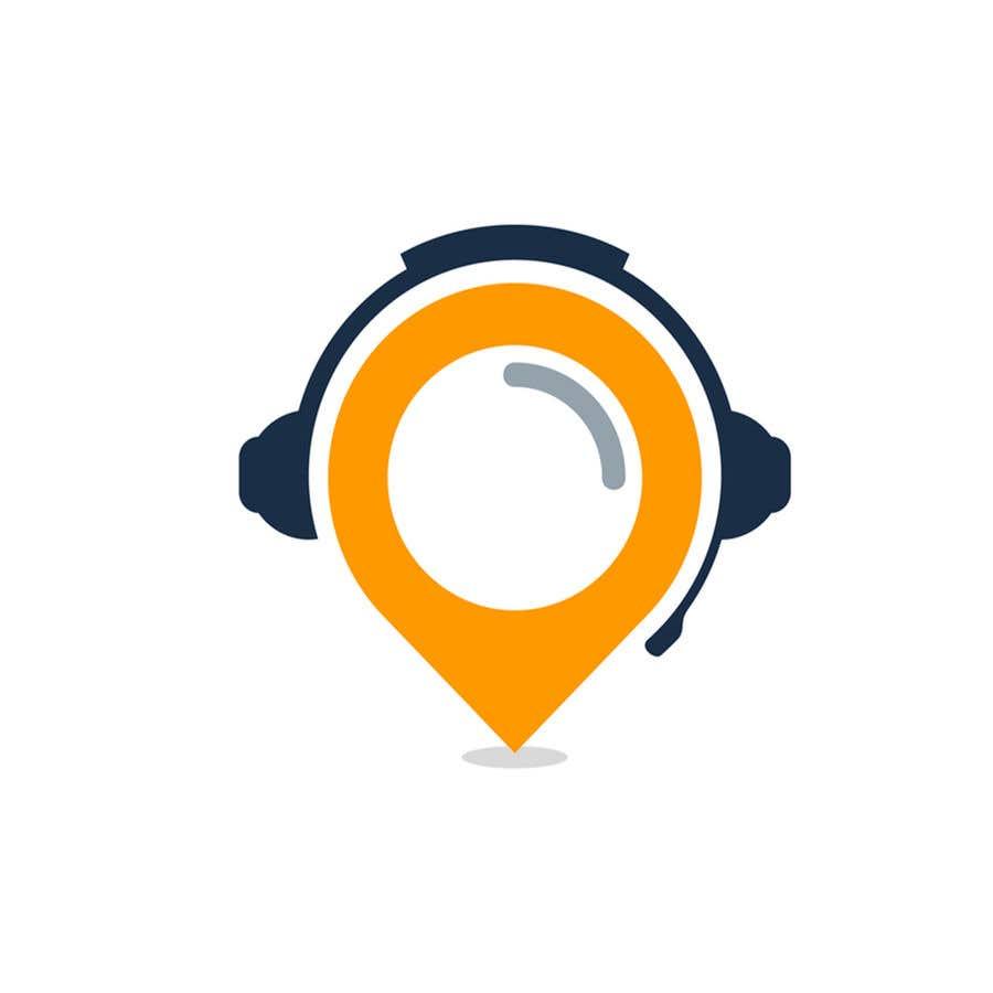 Kilpailutyö #3 kilpailussa Design an iOS application Logo - Radio App fro Brazil