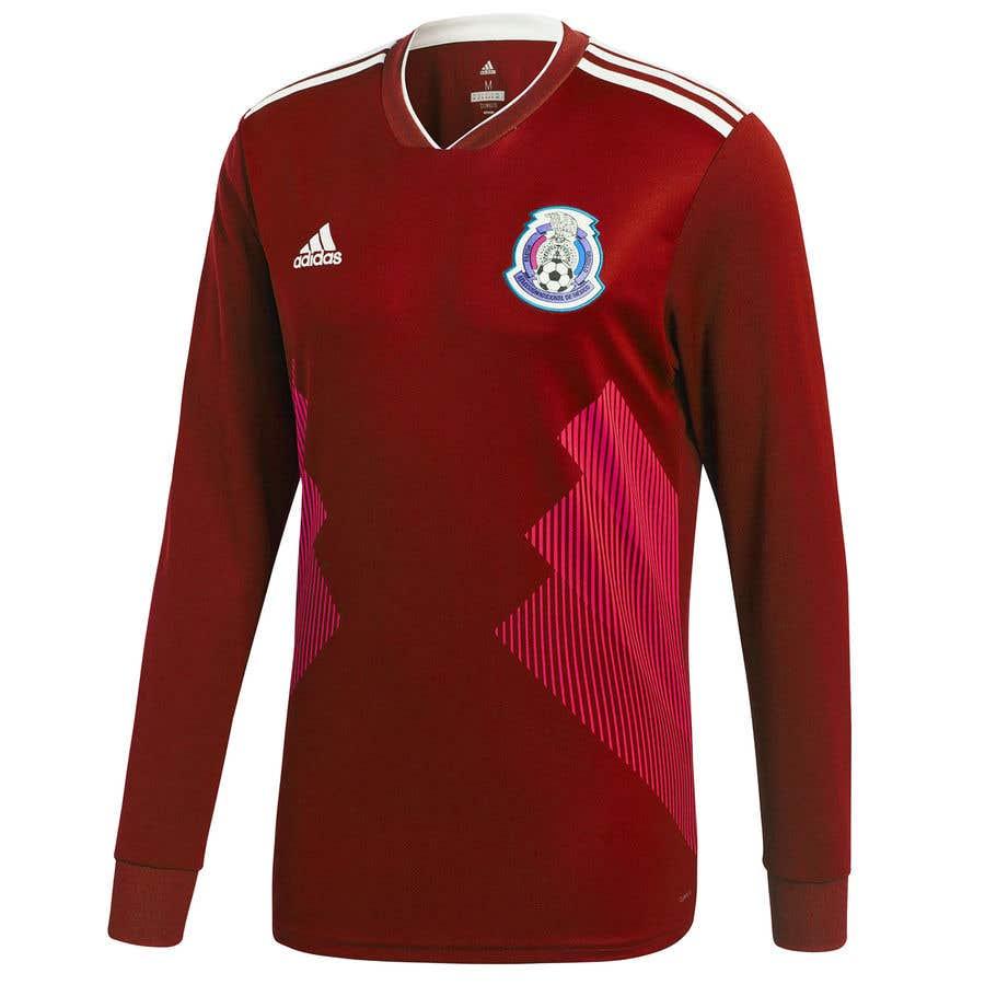 f32c380f6b4b Entry  1 by Shamsska for Custom new soccer Jersey design
