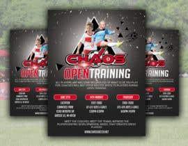 nº 14 pour URGENT Design a Flyer Advertising Open Training for our Club -- 2 par nurallam121