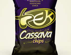 #62 for Logo dan Packaging Design for chips by DudungWahid