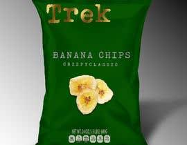 #61 for Logo dan Packaging Design for chips by debduttanundy
