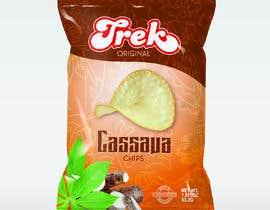 #53 for Logo dan Packaging Design for chips by cdemissy