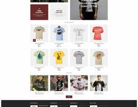 #21 cho Build a website for an apparel company's contemporary line $100 bởi jainakshay97