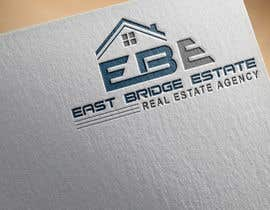 #15 for Logo East Bridge Estate (construction company and real estate agency) af sahab1988