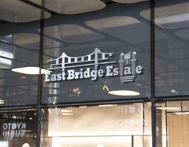 #19 for Logo East Bridge Estate (construction company and real estate agency) af TIMIRKIRON