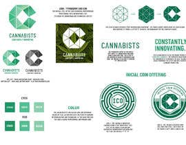 #510 Develop a Corporate Identity for a marijuana rel. technology company. részére ryerive által