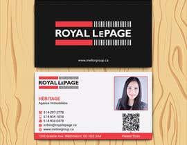 #37 untuk Business card design for a real estate agent oleh sabbir2018