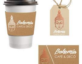 #39 para BOHEMIA CAFÉ de josther84