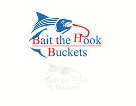 #51 para Logo Design for The Lively Angler or Bait the Hook Buckets  or an original new Brand Name) por suvra4ever