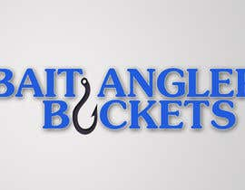 #62 for Logo Design for The Lively Angler or Bait the Hook Buckets  or an original new Brand Name) af osminosm