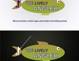 #67 for Logo Design for The Lively Angler or Bait the Hook Buckets  or an original new Brand Name) by Uberos