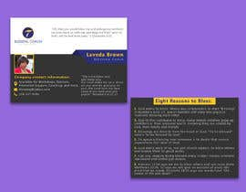 #71 for information card by ABwadud11