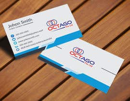 #39 for Design Business Card AND Logo for Company by juwelmia2210