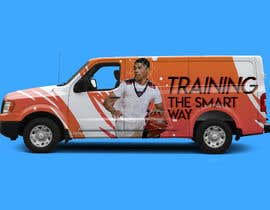 #17 for Design a Car Wrap for a Nissan NV 3500 by mahmoudhassany