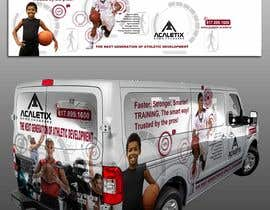 #74 for Design a Car Wrap for a Nissan NV 3500 by jbktouch