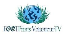 Graphic Design Конкурсная работа №104 для Logo Design for Footprints Voluntour Travel Tv