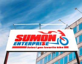 nº 73 pour Design a Logo for Bike selling shop signboard par sagor01716